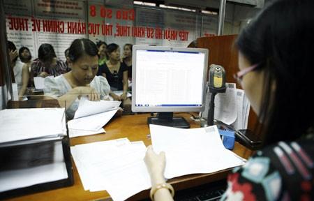 Ứng dụng CNTT trong cải cách hành chính nhà nước